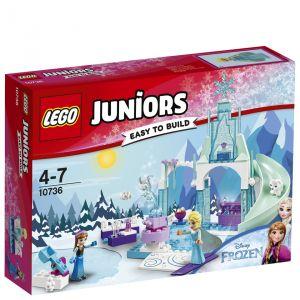 Lego 10736 - Juniors : L'aire de jeu d'Anna et Elsa