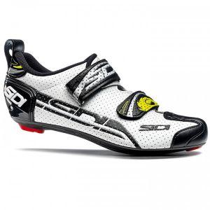 Sidi Chaussures Triathlon T4 2016 - Blanc/Noir