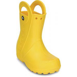 Crocs Handle It Bottes de pluie Enfant, yellow EU 25-26 Bottes en caoutchouc