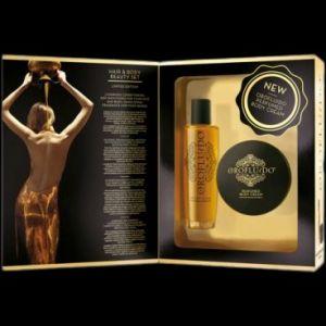 Orofluido Coffret Elixir pour les cheveux et lait parfumé pour le corps