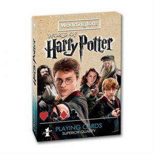 Jeu de cartes Harry Potter