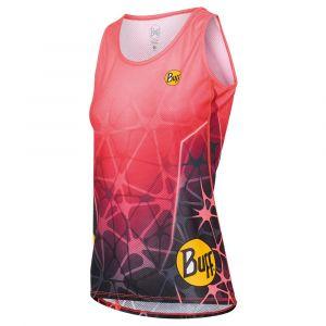 Buff T-shirts -- Uma - Coral - Taille XL