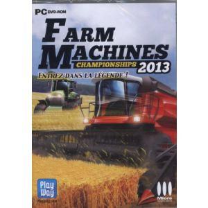 Farm Machines Championships 2013 [PC]