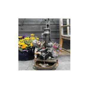 Fontaine de jardin - Comparer les prix avec Touslesprix.com