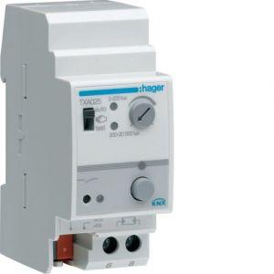 Hager Interrupteur crépusculaire TXA025