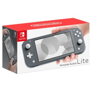 Image de Nintendo Console Switch Lite Switch Lite Grise