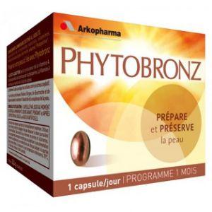 Arkopharma Phytobronz - Préparateur solaire (30 comprimés)