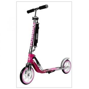 Hudora 14764 - Patinette - Big Wheel 205 - Magenta/Argent