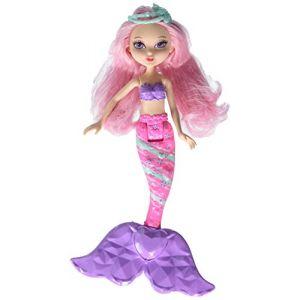 Mattel Barbie Petite Sirène cheveux roses