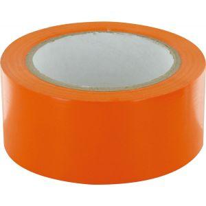 Antalis Adhésif PVC plastifié orange - 75 mm - 33 m -