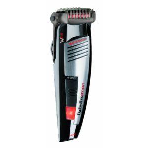 Babyliss E845E - Tondeuse à barbe rechargeable et sur secteur