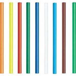 Steinel 006969 - Bâtons de colle 7mm 150mm couleurs diverses 16 pcs