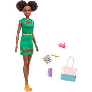 Mattel Poupée Nikki accessoires de voyage - Poupée Mannequin - 3 ans et +