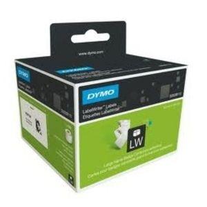 Dymo S0929110 - 215693 - Etiquettes badge 106 x 62 mm