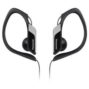 Image de Panasonic RP-HS34ME-K - Écouteurs sport tour d'oreille