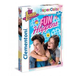 Clementoni Puzzle Soy Luna 250 pièces