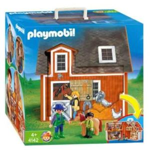 Playmobil 4142 - Ferme transportable