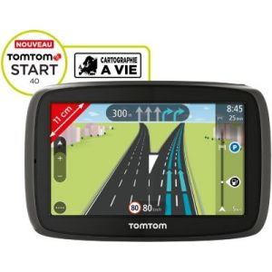 TomTom Start 40 EU 23 Prévention routière - GPS