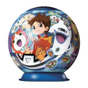Ravensburger Yo-Kai Watch - Puzzle Ball 3D 72 pièces