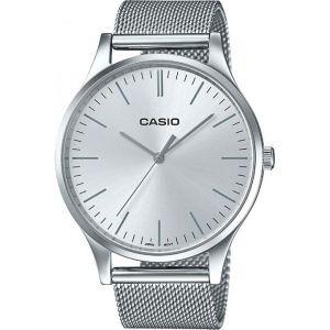 Casio LTP-E140D-7AEF - Montre pour homme avec bracelet en acier