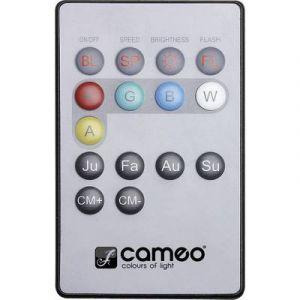 Cameo CLPFLAT1REMOTE Télécommande infrarouge pour Projecteur