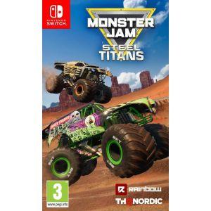 Monster Jam - Steel Titans [Switch]