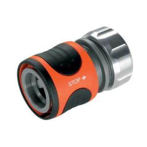 Gardena 8169-20 - Raccord Aquastop Premium pour tuyau 19 mm