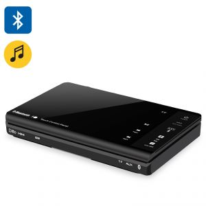 High-Tech Place FREE-D Ditto - Mini enceinte à résonance Bluetooth 3.0 Micro SD