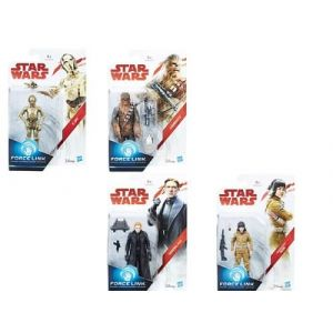 Hasbro Figurines Star Wars Episode 8 Figurine 9 cm - Collection 2