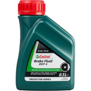 Castrol Liquide de frein DOT 4 500ML
