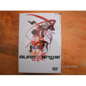 Burst Angel - Volume 4