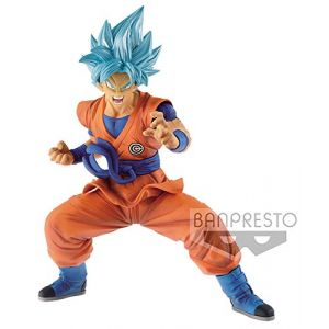 e-concept Figurine 23 cm - Dragon Ball - Son Goky Blue Super Saiyan