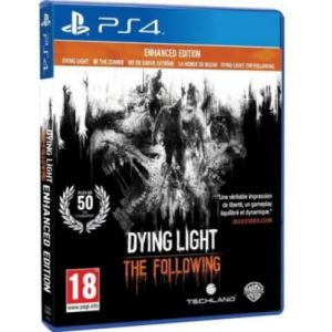 Dying Light The Following sur PS4