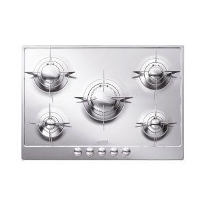 Smeg P705ES - Table de cuisson gaz 5 foyers