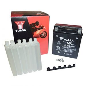 Yuasa YTX7L-BS Batterie de Moto