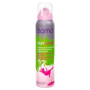 Bama Spray pour les pieds »Silky Feet« B colore