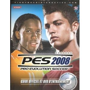 Guide officiel PES 2008 [PC, PS2, PS3, Wii, XBOX360]