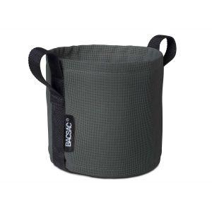 Bacsac Pot rond 3L à anses en tissu batyline Ø15 x 15 cm