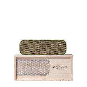 Kreafunk aGROOVE - Enceinte Bluetooth portable