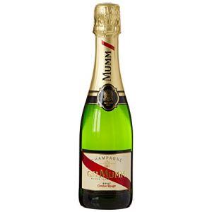 Mumm Champagne AOP, brut - La bouteille de 37,5cl