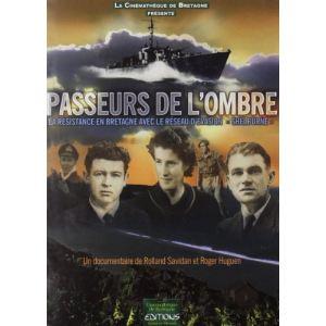 Passeurs De L'Ombre : La Résistance En Bretagne et Le Réseau Shelburne
