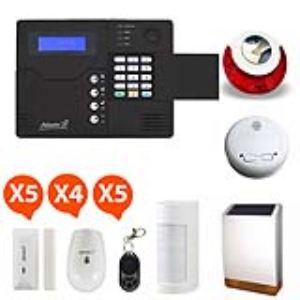 Atlantic's ST V Kit 12 - Alarme GSM sans fil