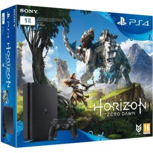 Sony PS4 Slim 1To + Horizon Zero Dawn