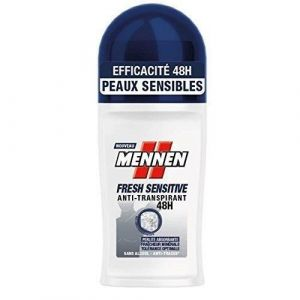 Mennen Fresh sensitive - Anti-transpirant 48h peaux sensibles