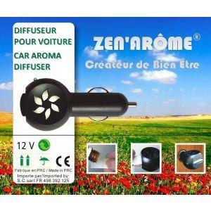 Zen'Arôme Zen' Arôme diffuseur pour voiture DIFCAR