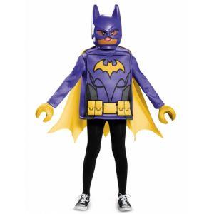 Déguisement classique Batgirl LEGO movie® enfant 7 - 8 ans (M)