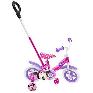 Stamp Vélo Minnie Disney 10 pouces