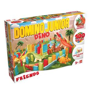 Goliath Domino Junior Friends Dino