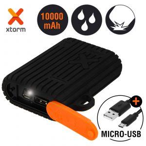 Xtorm Power Bank Xtreme 9000 mAh AL420 black waterproof