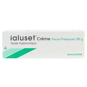 Laboratoires Genevrier Ialuset - Crème en flacon pressurisé